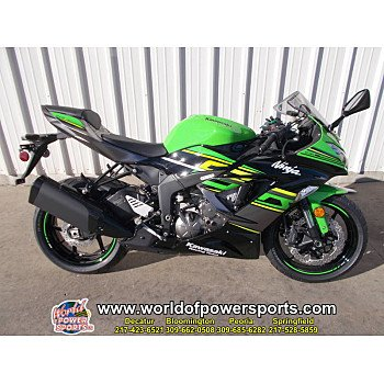 2018 Kawasaki Ninja ZX-6R for sale 200636876