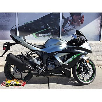 2018 Kawasaki Ninja ZX-6R ABS for sale 200649228