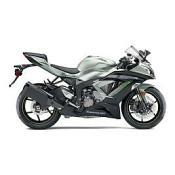 2018 Kawasaki Ninja ZX-6R for sale 200659320