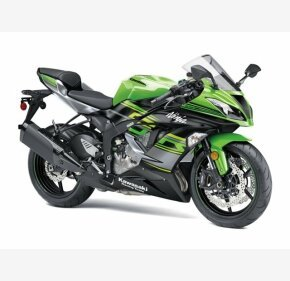 2018 Kawasaki Ninja ZX-6R for sale 200526234