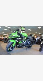 2018 Kawasaki Ninja ZX-6R for sale 200550801