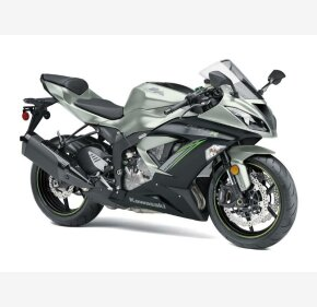 2018 Kawasaki Ninja ZX-6R ABS for sale 200707460