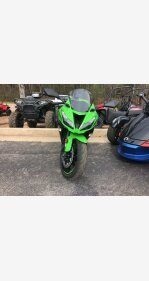 2018 Kawasaki Ninja ZX-6R for sale 200711753