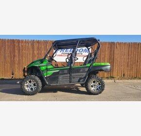 2018 Kawasaki Teryx4 for sale 200880247
