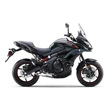 2018 Kawasaki Versys 650 ABS for sale 200540202
