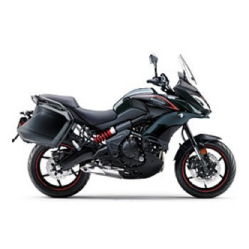 2018 Kawasaki Versys 650 ABS for sale 200554473