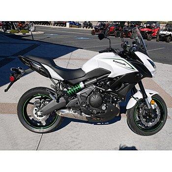 2018 Kawasaki Versys 650 ABS for sale 200603384