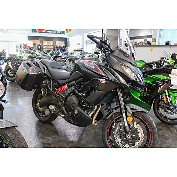 2018 Kawasaki Versys 650 ABS for sale 200675166
