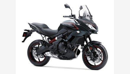 2018 Kawasaki Versys 650 ABS for sale 200882795