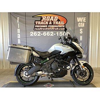 2018 Kawasaki Versys for sale 201162040
