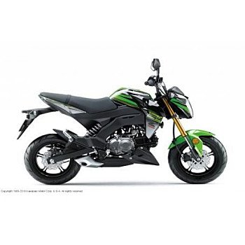 2018 Kawasaki Z125 Pro for sale 200487833
