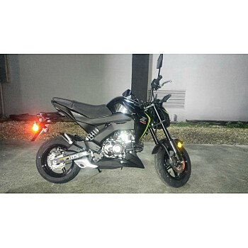 2018 Kawasaki Z125 Pro for sale 200530002
