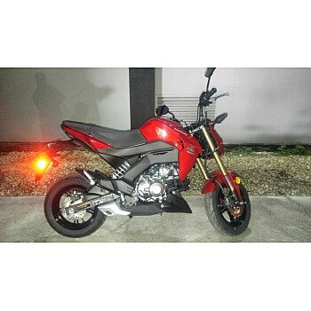 2018 Kawasaki Z125 Pro for sale 200531911