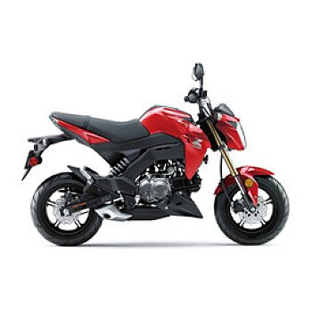 2018 Kawasaki Z125 Pro for sale 200553804