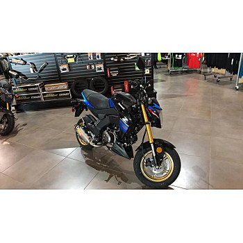2018 Kawasaki Z125 Pro for sale 200687283