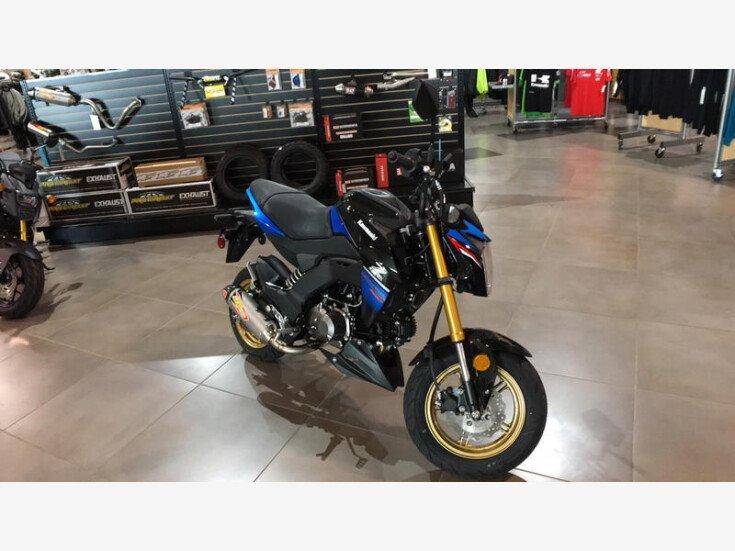 2018 Kawasaki Z125 Pro For Sale Near Forth Worth Texas 76116