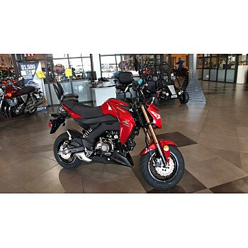 2018 Kawasaki Z125 Pro for sale 200687292