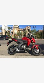 2018 Kawasaki Z125 Pro for sale 200710332