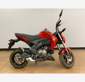 2018 Kawasaki Z125 Pro for sale 200980620
