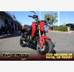 2018 Kawasaki Z125 Pro for sale 200994808