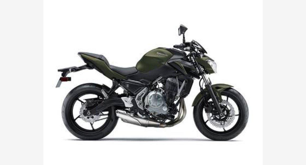 2018 Kawasaki Z650 ABS for sale 200550366