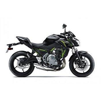 2018 Kawasaki Z650 ABS for sale 200612730