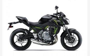 2018 Kawasaki Z650 ABS for sale 200640338