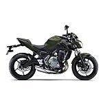 2018 Kawasaki Z650 ABS for sale 200772501