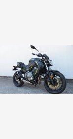 2018 Kawasaki Z650 ABS for sale 200779035