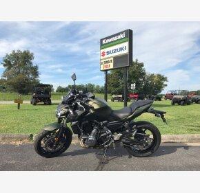 2018 Kawasaki Z650 for sale 200791142