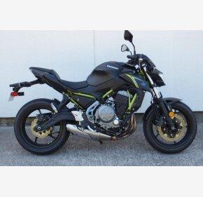 2018 Kawasaki Z650 ABS for sale 200829469