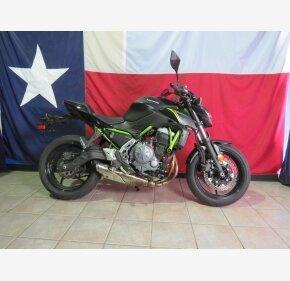 2018 Kawasaki Z650 ABS for sale 200936142