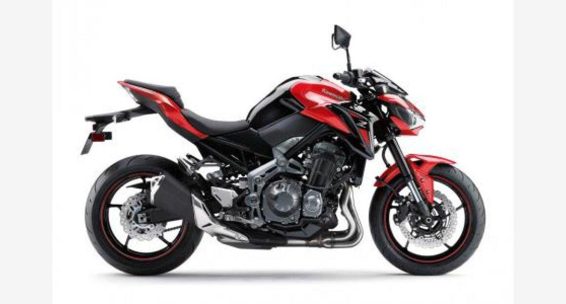 2018 Kawasaki Z900 ABS for sale 200608828
