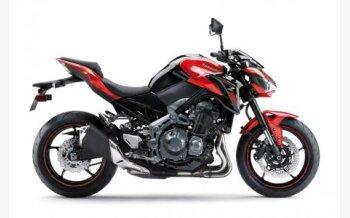2018 Kawasaki Z900 ABS for sale 200616406