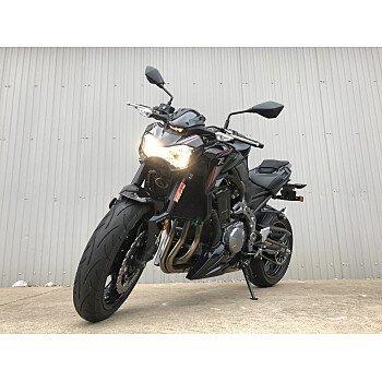 2018 Kawasaki Z900 ABS for sale 200793795