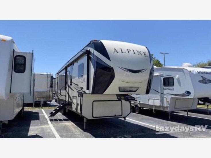 2018 Keystone Alpine for sale 300303211
