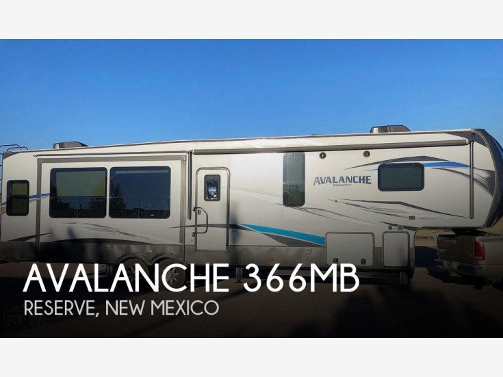 2018 Keystone Avalanche for sale 300306447