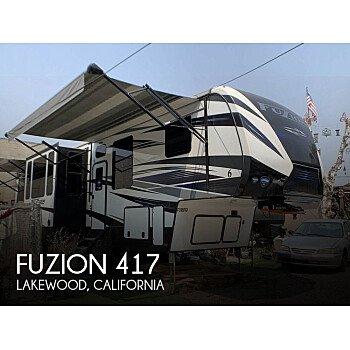 2018 Keystone Fuzion 417 for sale 300254550