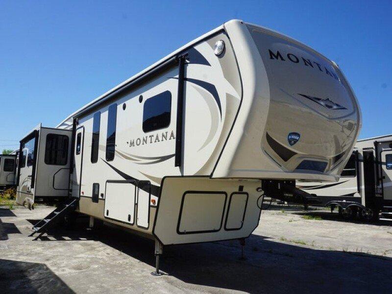 Keystone Montana Travel Trailer RVs for Sale - RVs on Autotrader