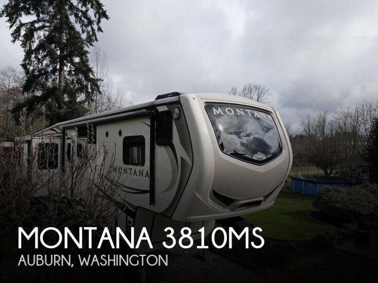 2018 Keystone Montana for sale 300295212