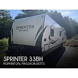 2018 Keystone Sprinter for sale 300230114