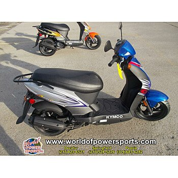 2018 Kymco Agility 125 for sale 200669576