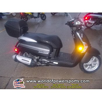 2018 Kymco Like 200i for sale 200789519