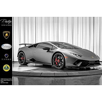 2018 Lamborghini Huracan Performante for sale 101113446