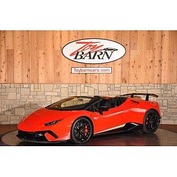 2018 Lamborghini Huracan Performante for sale 101403437