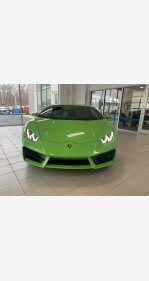 2018 Lamborghini Huracan for sale 101408013