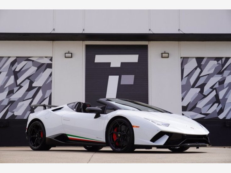 2018 Lamborghini Huracan for sale 101487934