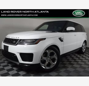 2018 Land Rover Range Rover Sport HSE for sale 101455053