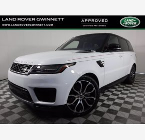 2018 Land Rover Range Rover Sport HSE for sale 101462883
