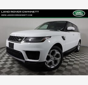 2018 Land Rover Range Rover Sport HSE for sale 101481225